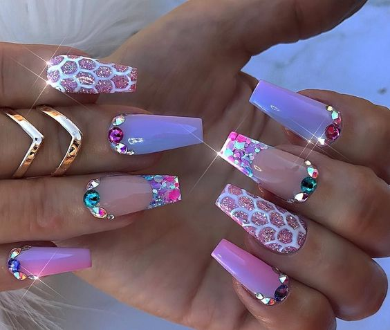 60 Unique and Stylish 3D Nail Designs – Page 6 – Tiger Fe