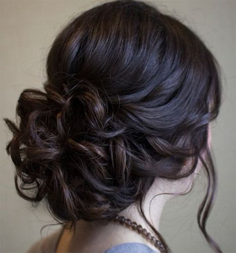 Hairstyles For Women Over 40 | Wedding hairstyles, Hair styles .