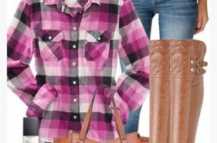 A Classic Collection of Plaid Outfit Ideas for Women 2014 - Pretty .