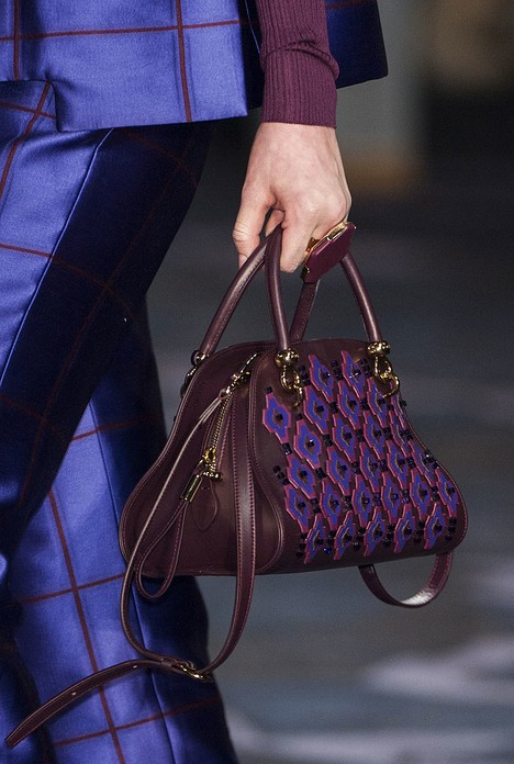 A Collection of Tod's + Bottega Veneta + Jil Sander Fall 2014 .