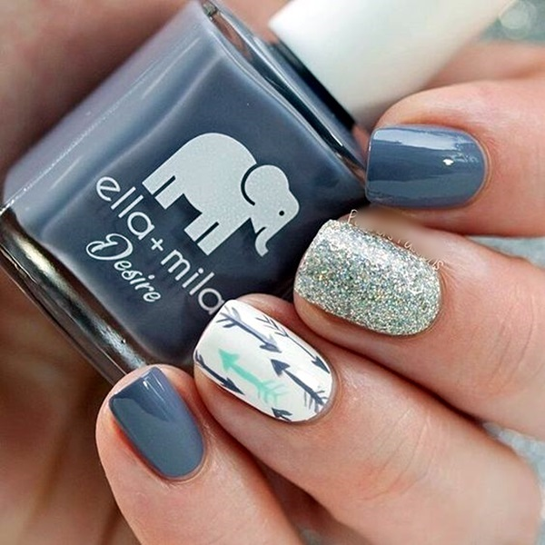 101 Cool Acrylic Nail Art Designs and Ideas to carry your Attitu