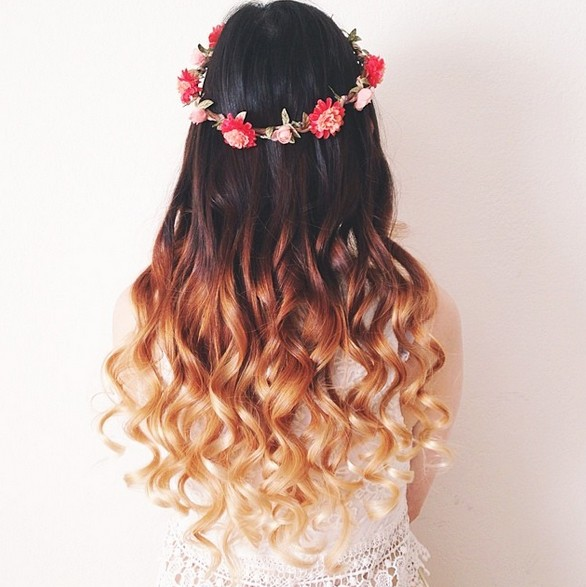 30+ Ways to Add Funky Colors to Your Hair - Pretty Desig