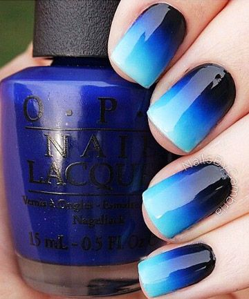 27 Cute Nail Designs You Need to Copy Immediately | Ombre nail .