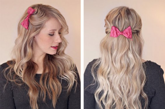 Best Image of Hairstyles With A Bow | Chester Gerva