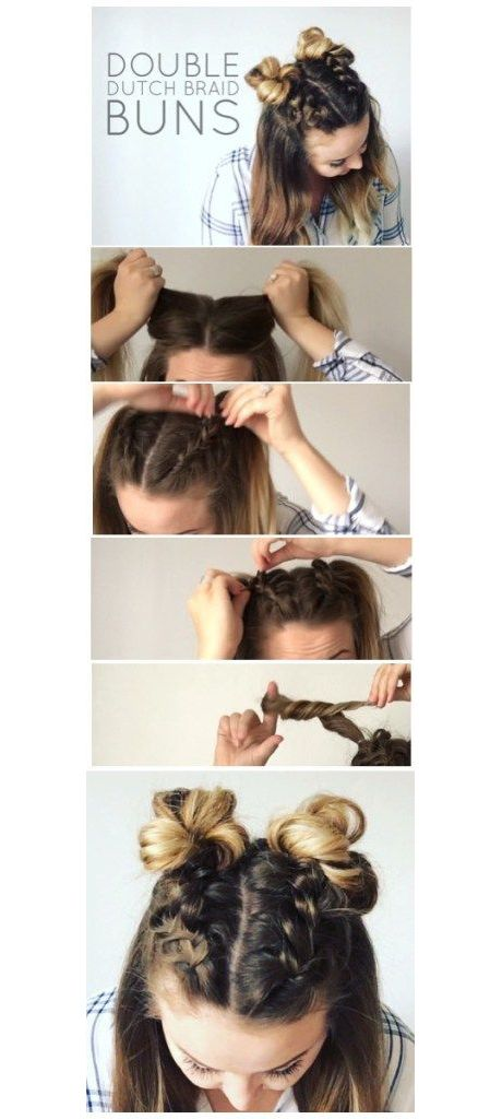 Adorable Hairstyle Tutorials