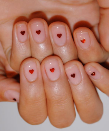 19 Adorable Valentine's Day Nail Art Ide