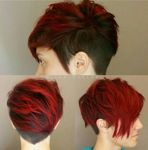 10 Adorable Short Hairstyle Ideas 20