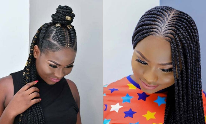 23 African Hair Braiding Styles We're Loving Right Now | StayGl