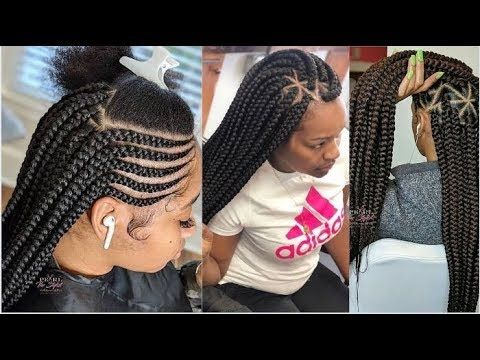 African Hair #Braiding Styles Pictures 2019: Check Out 2019 Best .