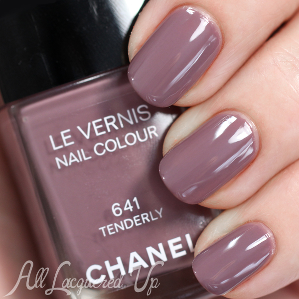 Chanel Spring 2015 Nail Swatches & Review : All Lacquered