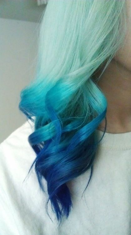 16 Amazing Colored Hairstyles | Hair styles, Cool hairstyles .