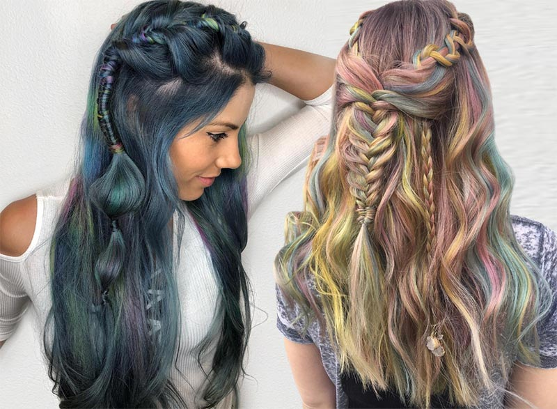 57 Amazing Braided Hairstyles for Long Hair for Every Occasion .