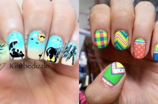Awesome Summer Nail Art Designs & Ideas For Girls 2013 | Girlsh