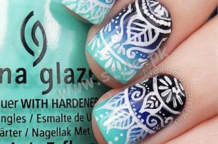 Amazing Nail Art 2016- Easy Tutorials and Tips - Style.