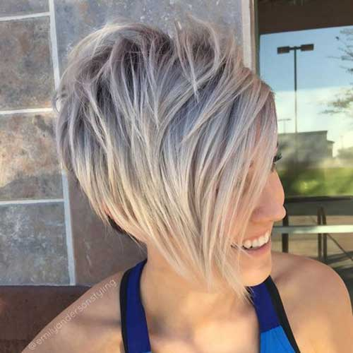 Amazing Short Haircuts for Women Over 40 | Short Hairstyles .