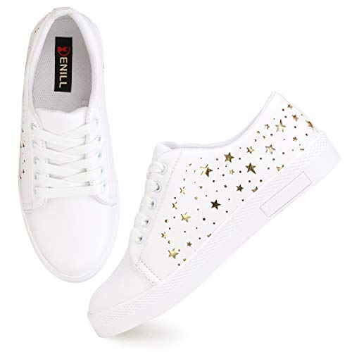 Amazing white shoes for girls | Affordable | Maolik - Fashion sto
