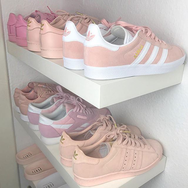 Girls With Amazing Sneaker collections | Adidas shoes women, Shoes .
