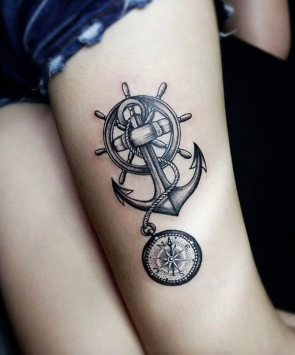 155 Amazing Anchor Tattoo Designs for All Ages (with Meaning
