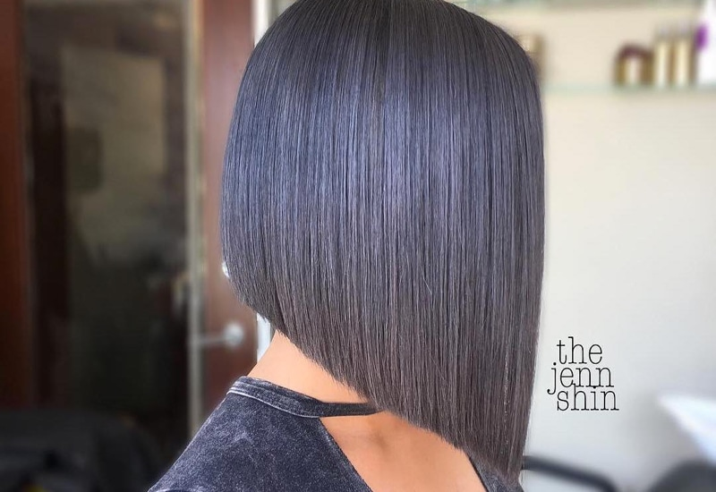 27 Angled Bob Hairstyles Trending Right Right Now for 20