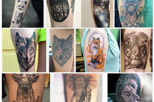 30 Best Ever Animal Tattoo Designs & Their Meanings | Styles At Li