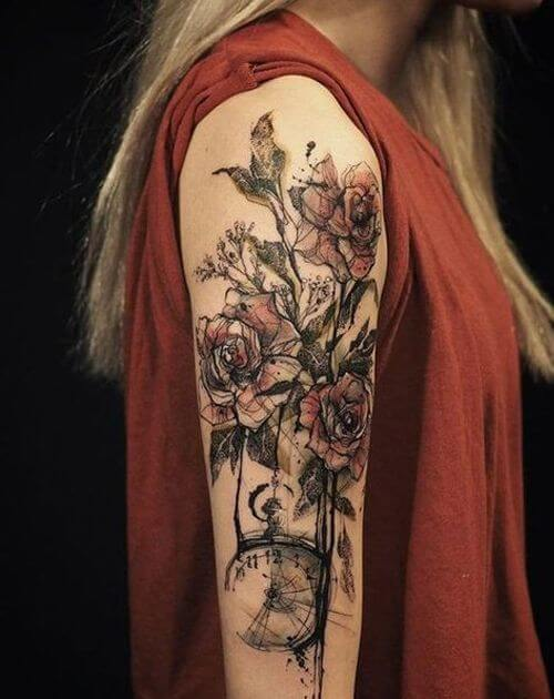 Arm Tattoos for Women - Ideas and Designs for Gir