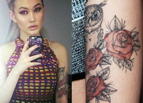 7 Asami Zdrenka Tattoos & Meanings - Creative, Artistic 'Must-See .