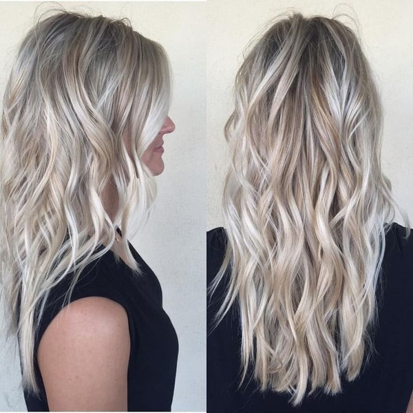 45 Adorable Ash Blonde Hairstyles - Stylish Blonde Hair Color .