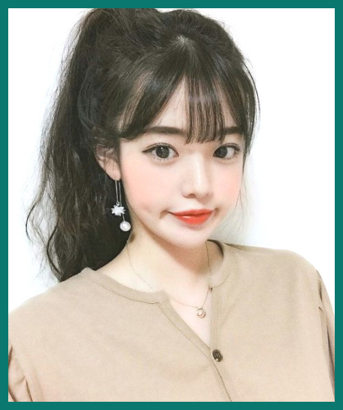 Asian Girl Hairstyles 300301 Fashion Female asian Hairstyles .