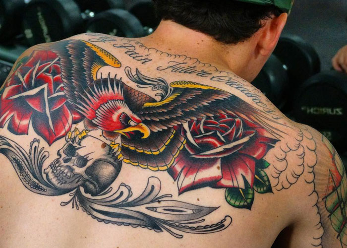 125 Best Back Tattoos For Men: Cool Ideas + Designs (2020 Guid