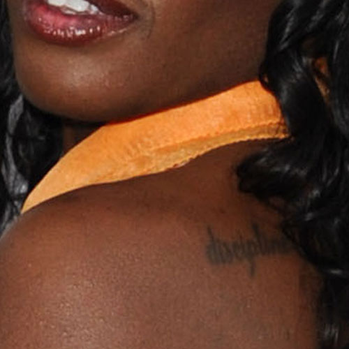 Azealia Banks Tattoos And Meanin