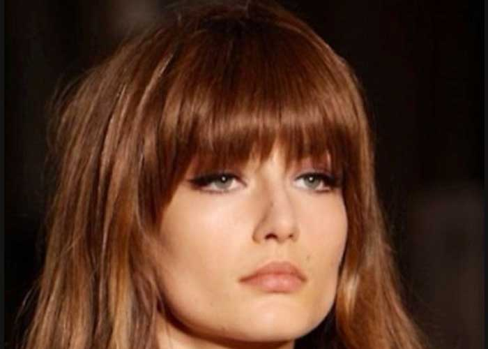 30 Haircuts For Women With Bangs - Hairstyle on Poi