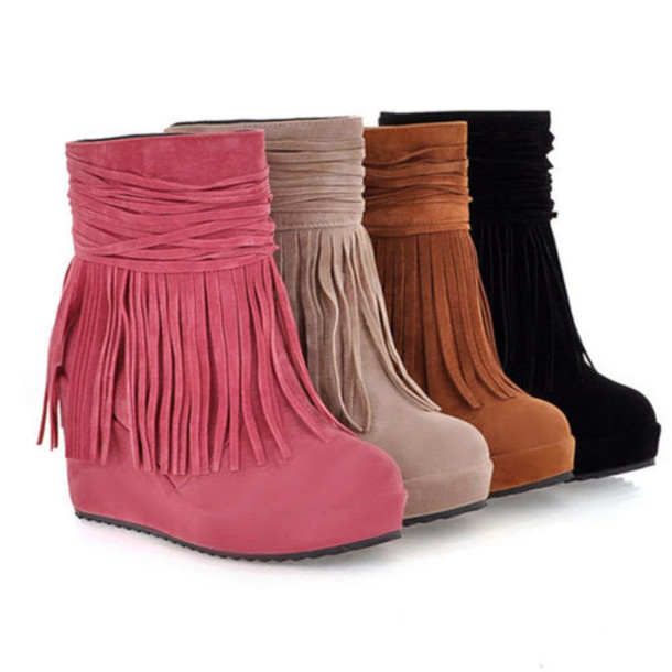shoes, shoes, boots, fashion, beautiful, preppy, trendy, warm .