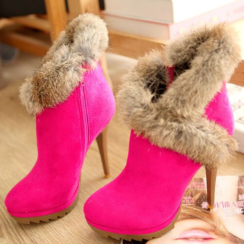 Beautiful Boots for Winter