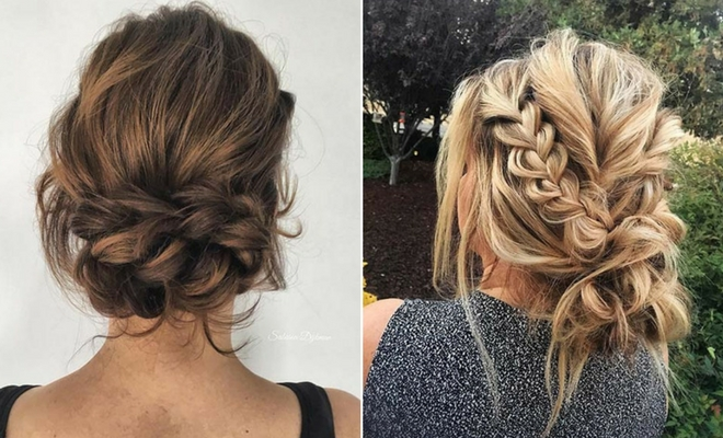 41 Beautiful Braided Updo Ideas for 2019 | StayGl
