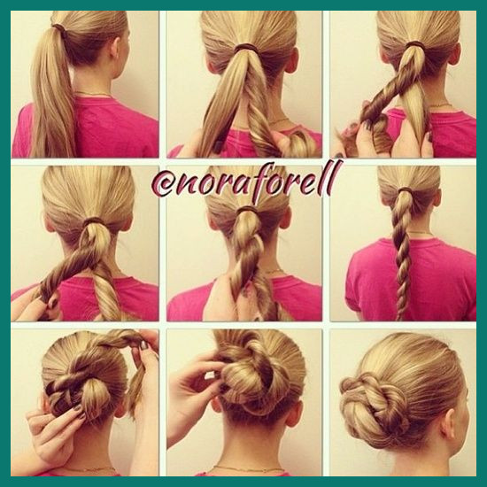 Business Hairstyles for Long Hair 459232 15 Beautiful Hairstyle .