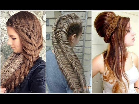 Top 7 Amazing Hair Transformations - Beautiful Hairstyles .