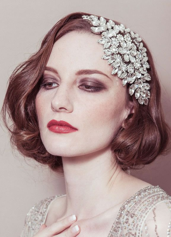 Wedding Hair Accessories: Bridal Hair Accessory Ideas | Vintage .