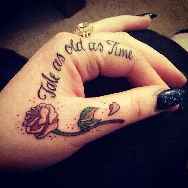 15 Beautiful Hand Tattoos for Both Men and Women - Pretty Desig