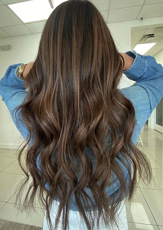 Beautiful Long Hairstyles for Women to Show Off in Year 2020 .