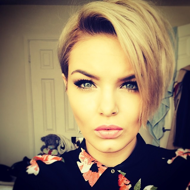 Beautiful Long Pixie Hairstyles for Women