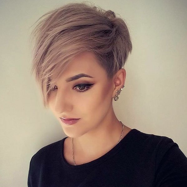 33+ Beautiful Short Hair for Girls 2019   Hairstyle Wom