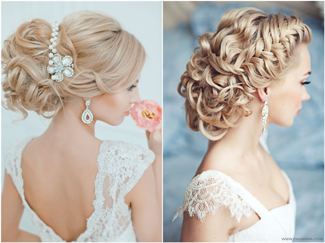 20 Most Beautiful Updo Wedding Hairstyles to Inspire You | Deer .