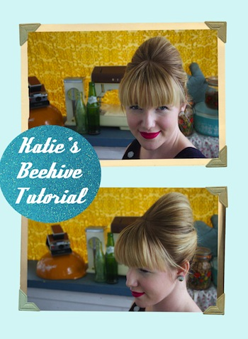 Beehive Tutorials You Must Love - Pretty Desig