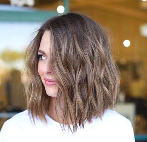 blunt-long-bob-haircut-idea-lob-hair | Ecemel