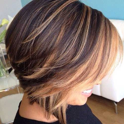40 Best Bob Hair Color Ideas | Hair styles, Short hair styles .