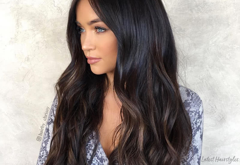 19 Best Dark Brown Hair Colors for Every Skin To