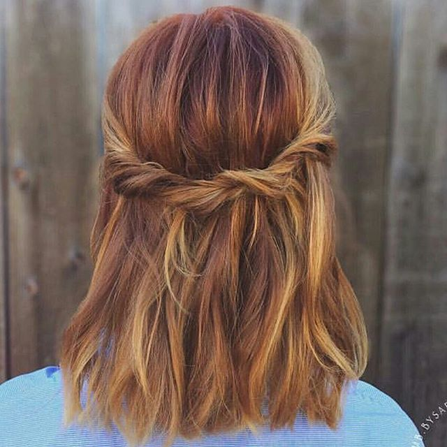 30 Hottest Fall Hairstyles - Best Fall Hair Color Ideas 2020 .