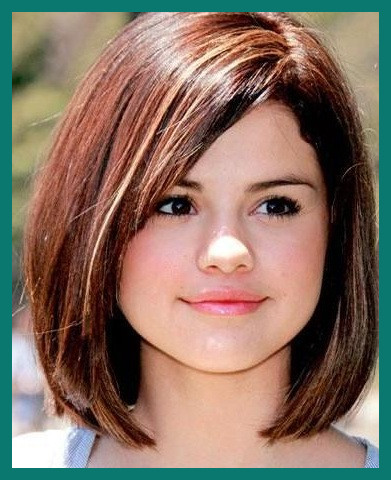 Best Haircut for Round Faces 280153 Best Haircuts for Women with .