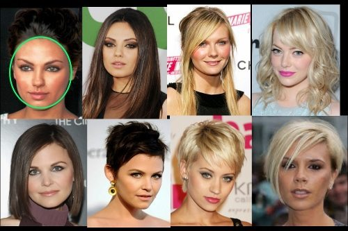 Best Hairstyles for your Face Shape - Rou