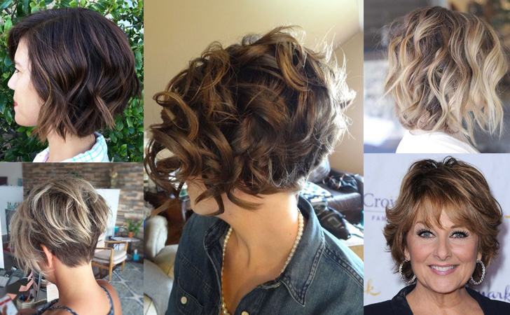 40 Best Short Hairstyles for Thick Hair 2020 - Short Haircuts for .